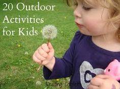 summer outdoor activities for kids - Google Search