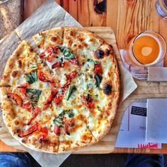 Pizza / photo by Tim Melide