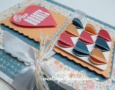 Creating with Christine: Make It From Your Heart Publication!  #CTMH
