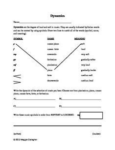 Summer Treats (a Note Story)   Music : FREE printable worksheets ...