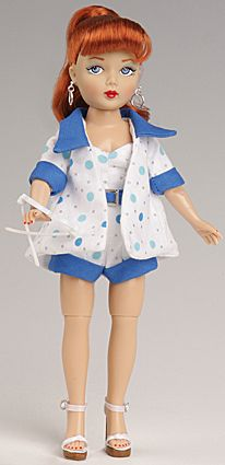 Jill Clothing Coney Island  By Vogue dolls, same manufacturer are Ginny.