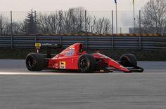 The Ferrari 641 (AKA the Ferrari F1-90)