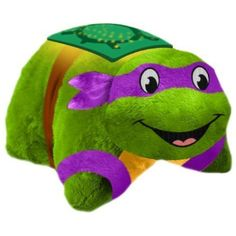 Pillow Pets Plush Night Light Stuffed Animal, Donatello >>> You can find out more details at the link of the image. (This is an affiliate link) #PlushPillows