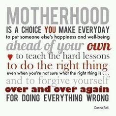 Motherhood :)