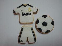Galleta Real Madrid