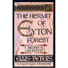 YDC146 ~ Brother Cadfael / The Hermit of Eyton Forest pb ~ for SSAFA…