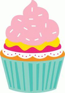 Silhouette Design Store - View Design #51229: echo park cupcake