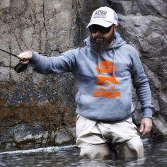 New hoodie BEARD & FISH