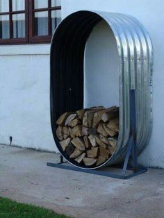 Fire wood storage