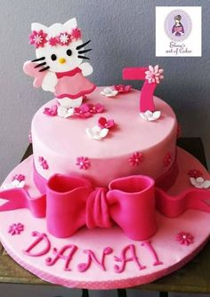 209 Best Hello Kitty Cakes Images
