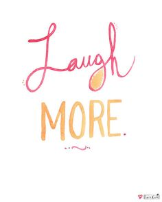 Souls are joyous in laughter~♥~