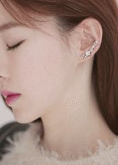 BUBBLE N CHICAccording To Specific Ear Cuff