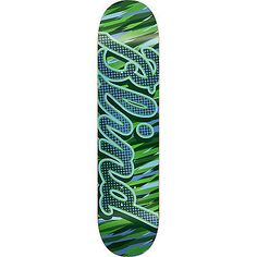 Decks 165944: Blind Skateboards Stripes Green / Blue Skateboard Deck - 7.5 X 31.1 BUY IT NOW ONLY: $35.95