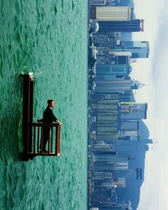 Surreal Photography by Philippe Ramette