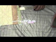 ▶ Quilt As You Go - Joining Borders to Quilted Blocks Part 4 of 4 - YouTube