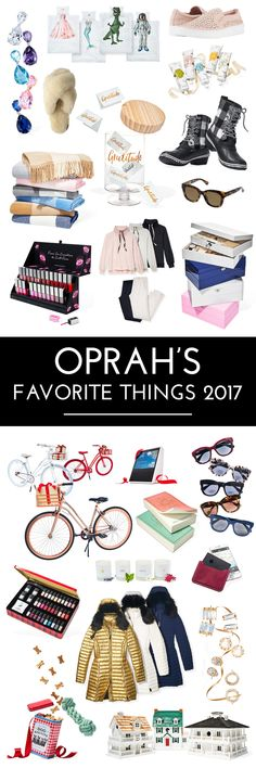Oprah's Favorite Things 2017 | Oprah's Holiday Ideas | Gift Ideas | Christmas Gift Guide | Gift Ideas For Her | Family Gifts