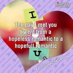 #14WaysToExpress #ValentinesDay #Love