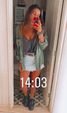 Chill Outfits, Night Outfits, Casual Outfits, Fashion Outfits, Pretty Outfits, Cute Outfits, Outfit Invierno, Tumblr Outfits, Shops