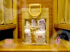 Facial Set Gift Bag-Age Defying by happyfacebeauty. Explore more products on http://happyfacebeauty.etsy.com