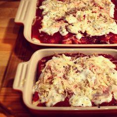 Day #264 - bulk batch beef enchilada preparation