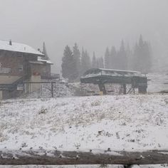 Live from the base of Alta. To cure your case of the mondays. Winter! #snow #ski #winter #stoked