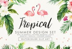 Summer Design Set-Tr