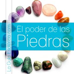 ¿Sabías que las piedras, al igual que los colores o los números, poseen poderosas energías que afectan a lo que les rodea? Aprende con este artículo a beneficiarte de las propiedades de las #piedras y cómo elegir tu piedra personal, pulsa aquí - http://www.laguiaesoterica.com/articulos/220-el-poder-de-las-piedras.html