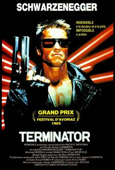 The Terminator was a major movie in 1984. It was James Cameron's first huge hit, cemented Arnold Schwarzenegger's star status, and launched Gale Anne Hurd's career.