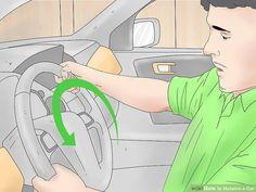 3 Ways to Hotwire a Car
