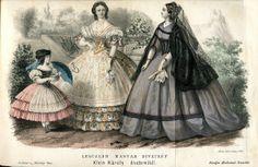Legujabb magyar divatkép - 1860 | Flickr - Photo Sharing!