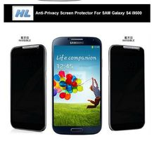 www.animuss.net  @Animuss Company Limited  ELE For Samsung Galaxy S4 I9500 Tempered Glass S 4 Screen Protector By I9500 Privacy Anti Spy Peeping Film
