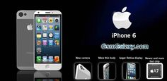 As Apple release its first #iPadAir and #iPad Mini with Retina display, now company will be aiming to make an early impact in the #smartphone market with its upcoming device #Apple #iPhone6. Visit: http://www.gsmgalaxy.com/