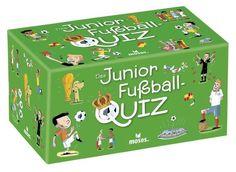 Das Junior Fußball-Quiz (Kinderspiel)