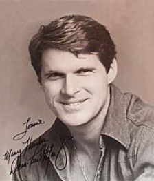 Actor/musician Dean Paul Martin, Jr. (Dino) (1951 - 1987) was the son of actor/singer Dean Martin.  He was an Air National Guard pilot and died in a plane crash on a training flight