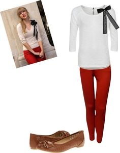 """""""Taylor Swift Affordable Outfit"""" by beauty10596 ❤ liked on Polyvore"""