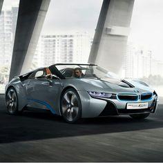 BMW concept convertible.