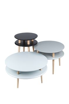 Luxury Stackable Side Tables