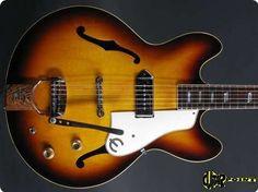 Epiphone / Casino E230TD / 1966 / Sunburst / Vintage Guitar