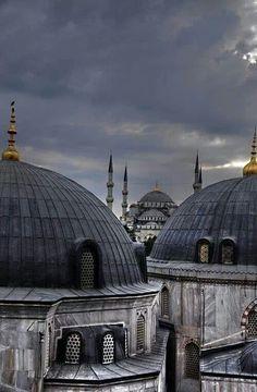 Ottoman Architecture - Istanbul - Turkey