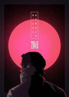 Blade runner 2049 phone wallpaper (x-post r/outrun) : cyberpunk Dm Poster, Kunst Poster, Movie Poster Art, Poster Design Movie, Flat Design Poster, Heart Poster, Poster Series, Plakat Design, Affinity Photo