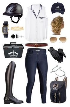 """""""Untitled #004"""" by eq-style ❤ liked on Polyvore featuring Equipment, VERONA, Ariat, Chanel, Sole Society, Allurez and Ray-Ban"""