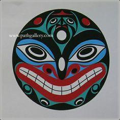 Wilson, Joseph M. 'Water' - Northwest Coast Native Art