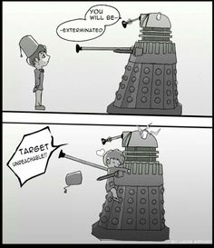 How To Defeat A Dalek