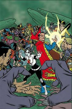 X-Statix Presents Dead Girl #1 great book, so funny and the art from Mike Allred has always been of my favorites
