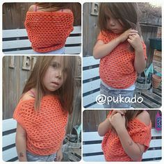 Ravelry: Easy Peasy Top by Pukado pattern by Patricia Stuart