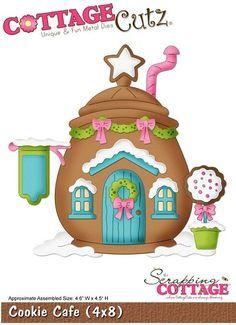 Cottage Cutz Die - Cookie Café