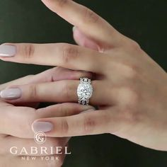 Forever is a long time, but I wouldn't mind spending it by your side.    #GabrielNY #GabrielAndCo #NewYorkCity #EngagementRing #Bridal #RingGoals #November #Love #Forever #GabrielCoRetailer  Style #: ER13679 https://panel.socialpilot.co/site/video/7zP2zP7zXnzt41N1zC6zO6zf3zenzf