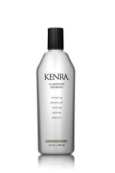 Use a clarifying shampoo once a month to get rid of product buildup. Try Kenra's Clarifying Shampoo for squeaky clean, brighter, healthier hair.