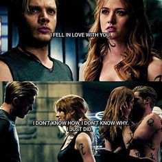 """61 Likes, 4 Comments - ➰Shadowhunters➰ (@clace_life) on Instagram: """"I love this #clace #shadowhunters #jaceherondale #claryfairchild"""""""