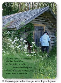 Wells, Cottages, Nostalgia, House Styles, Cabins, Country Homes, Cottage